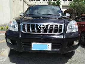 2007 Land Cruiser Prado Local Version