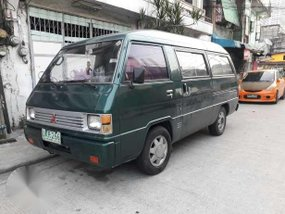 Mitsubishi L300 versa van (liteace hiace adventure fx multicab )
