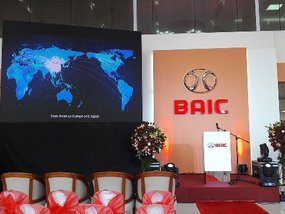 BAIC to open its first dealership in the Philippines
