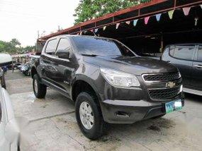 2012 Chevrolet Colorado LT 4X2 MT Gray