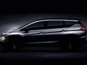 Sneak preview of the Mitsubishi XM Concept-based MPV
