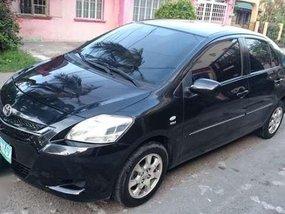 Toyota Vios E 2010 1.3 MT Black For Sale