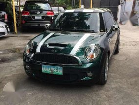 2011 Mini Cooper S AT Green For Sale