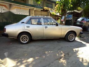Mitsubishi Lancer 1979 Silver MT For Sale