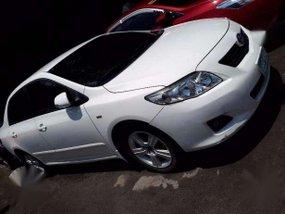 2009 E Manual Corolla Altis White Toyota For 300K Only