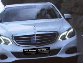 2016 look Mercedes Benz E200 like new for sale