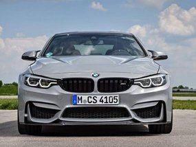 454-hp BMW M3 CS to be the most powerful M3 ever