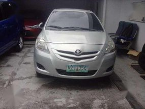 2009 Vios G Silver Automatic Toyota for sale