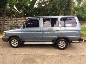 Toyota Tamaraw FX GL 1.8 Gas 1997 fresh for sale