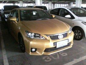 For sale Lexus CT 200h 2011
