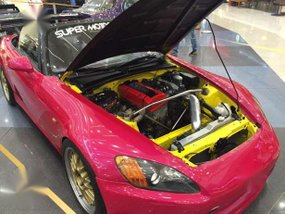 2002 Honda S2000 MT Pink For Sale