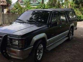 Mitsubishi L200 2000 Black Manual For Sale
