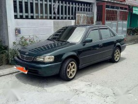 Toyota Corolla Altis 1.8S 1999 Green AT