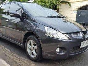 2011 Mitsubishi Grandis 2.4 AT Gray For Sale