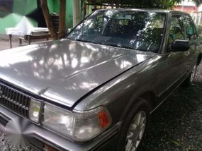 Toyota Crown 1990 Grey Manual For Sale