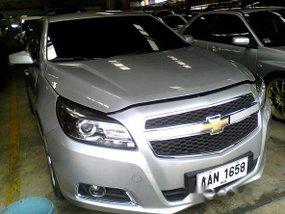 For sale Chevrolet Malibu 2013