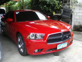 Dodge Charger 2013 Red for sale