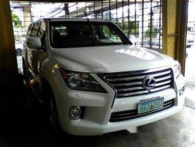 For sale Lexus LX 570 2012