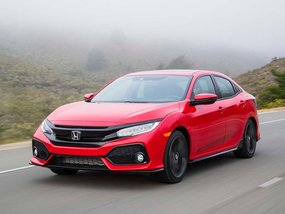 Test drive: The 2017 Honda Civic RS Turbo
