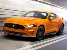 2018 Ford Mustang knocks out up to 460 hp, quicker than Porsche 911