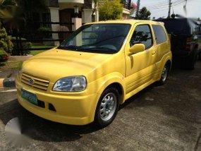 Suzuki Swift Sports 2003 1.5 AT Yellow