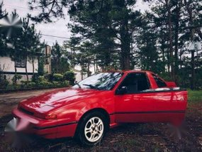 1988 Nissan Pulsar T 1.6 Red MT For Sale