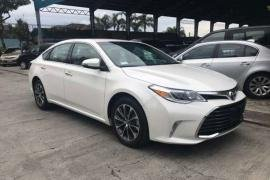 2017 Toyota Avalon XLE well maintained for sale
