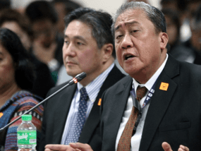 DOTr moves to a new headquarter in Clark