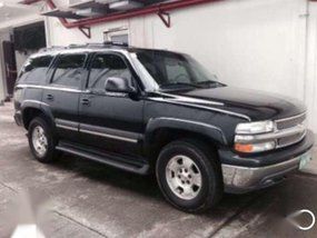Fresh 2005 Chevrolet Tahoe AT Black For Sale