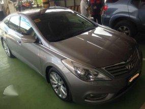 2013 Hyundai Azera AT Gas Silver