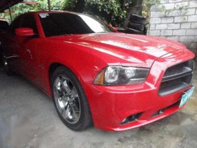 Fresh Dodge Charger 2012 AT Red For Sale