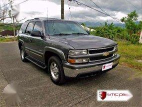 2002 Chevrolet Tahoe V8 AT Gray For Sale