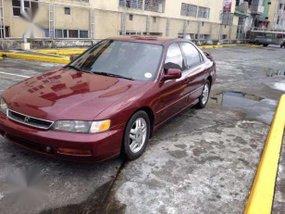 Honda Accord 97mdl AT