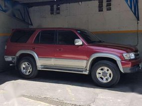 1997 Toyota 4Runner AT 4WD US Version