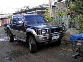 Mitsubishi Strada Pick-up