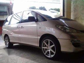 Toyota Previa 2003 2.4 VVTi AT Silver For Sale