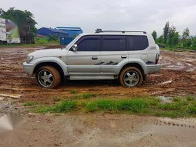 2000 Toyota Land Cruiser Prado diesel AT 4x4 local AS IS lc80 90 lc100