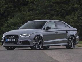 First ever Audi RS3 sedan hit the UK market
