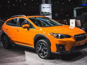 WATCH: 2018 Subaru XV revealed
