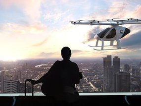 Daimler cooperates with Volocopter to conquer the world