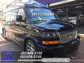 For sale 2016 GMC Savana (Black)