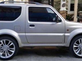 Suzuki Jimny 2002 Model AT 4x4 Newly Repainted