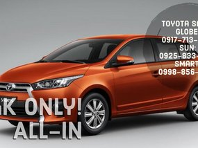 BRAND NEW!!! Call Now: 09258331924 Casa Sales 2019 Toyota Yaris ALL IN PROMO LOWEST SALE