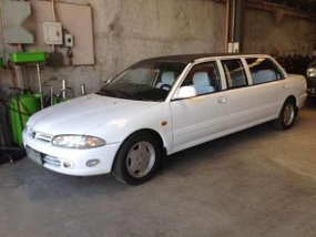 1995 Proton Wira Limousine 1.6 AT White