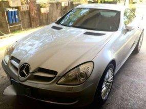 Mercedes Benz SLK 350 2DOOR AT 2005 Z4 Z3