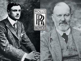 When Rolls met Royce and Rolls-Royce was born