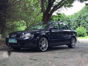 2005 Auidi A4 MT Black Sedan For Sale