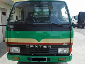 MITSUBISHI CANTER AERIAL LADDER TRUCK (MANLIFT)