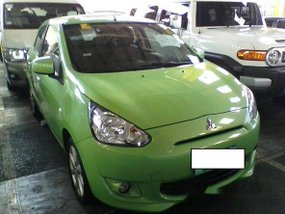 Mitsubishi Mirage 2012 for sale