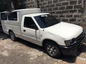 Isuzu Fuego 2005 FB IPV MT White For Sale